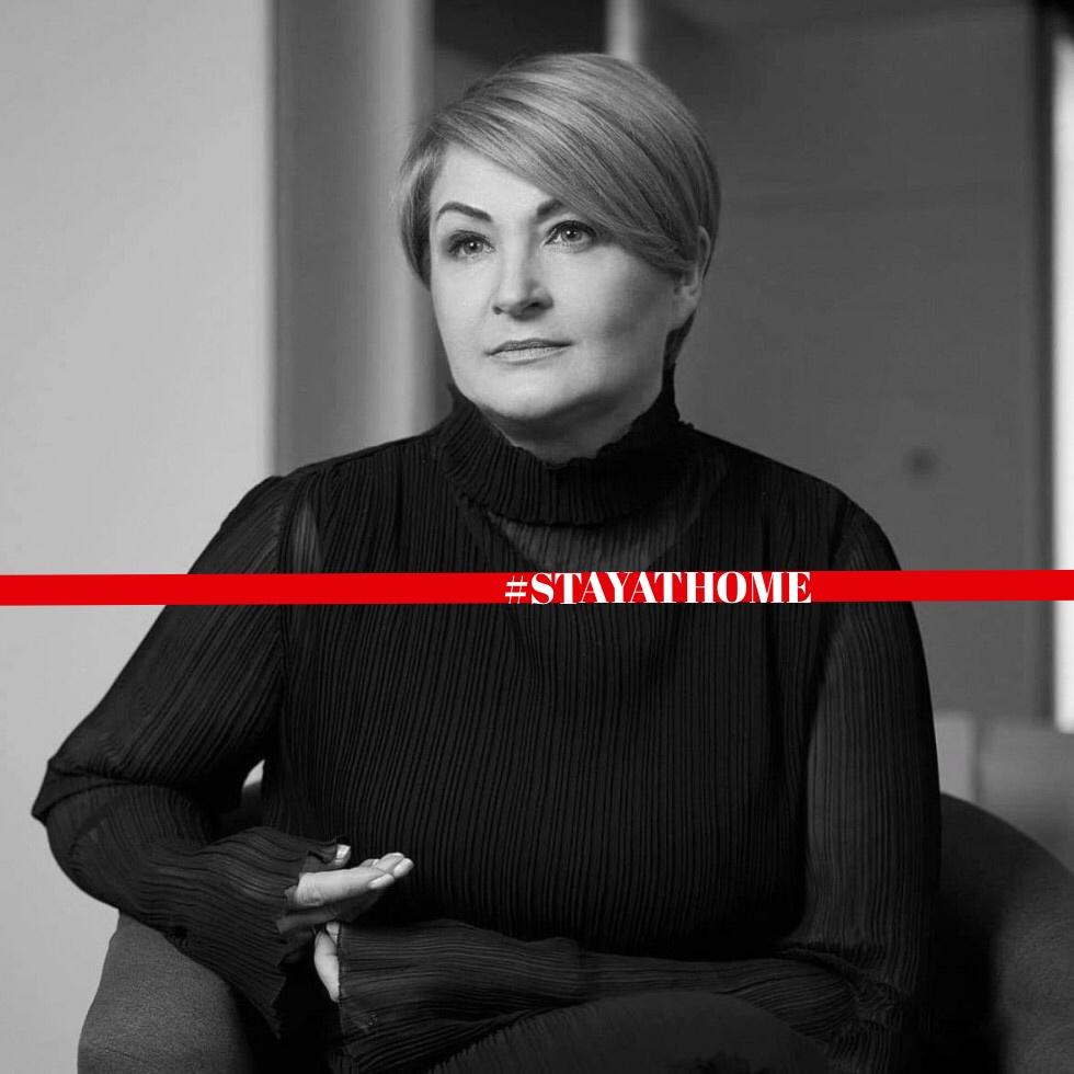 Iryna Danylevska Marie Claire