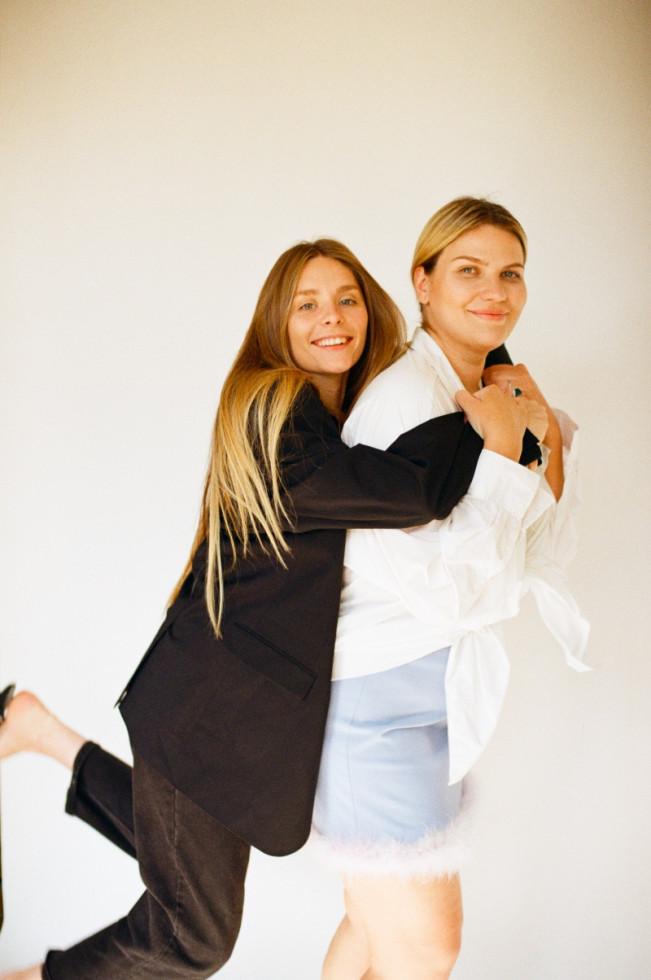 Легкость бытия: Ася Вареца и Катя Зубарева о своем бренде Sleeper-Фото 1