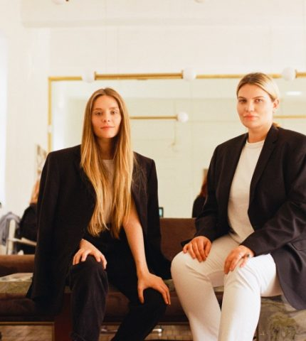 Легкость бытия: Ася Вареца и Катя Зубарева о своем бренде Sleeper-430x480