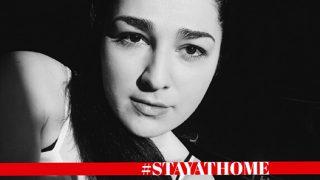 #STAYATHOME: Laura Marti-320x180