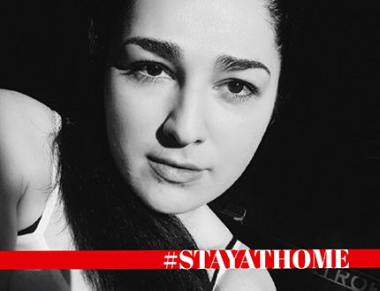 #STAYATHOME: Laura Marti-430x480