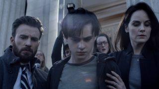 Крис Эванс и Мишель Докери в первом трейлере сериала «Защищая Джейкоба»-320x180