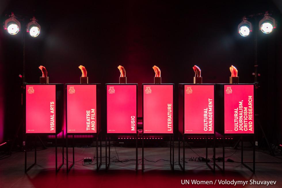 Оголошені переможниці премії Women in Arts 2020-Фото 1