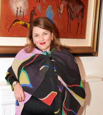 Женщины из мира искусства: Кэтрин Петитгас-430x480