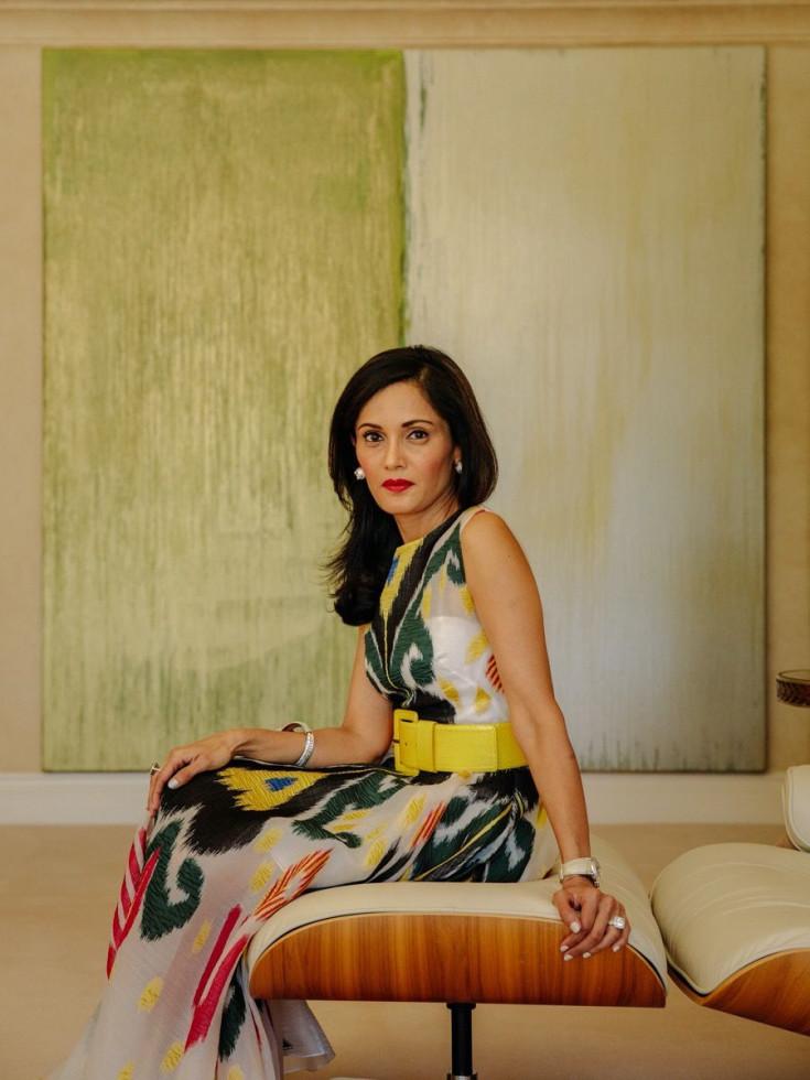 Женщины из мира искусства: Комал Шах-Фото 2
