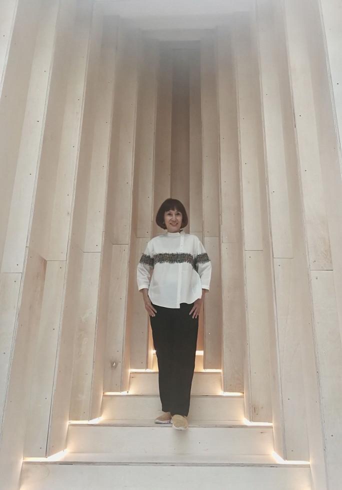 Женщины из мира искусства: Мелани Сетиаван-Фото 2