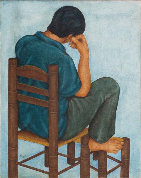 Женщины из мира искусства: Моуна Атасси-Фото 3