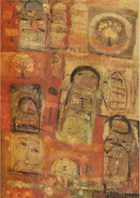 Женщины из мира искусства: Моуна Атасси-Фото 6