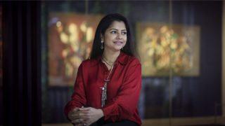 Женщины из мира искусства: Надя Самдани-320x180
