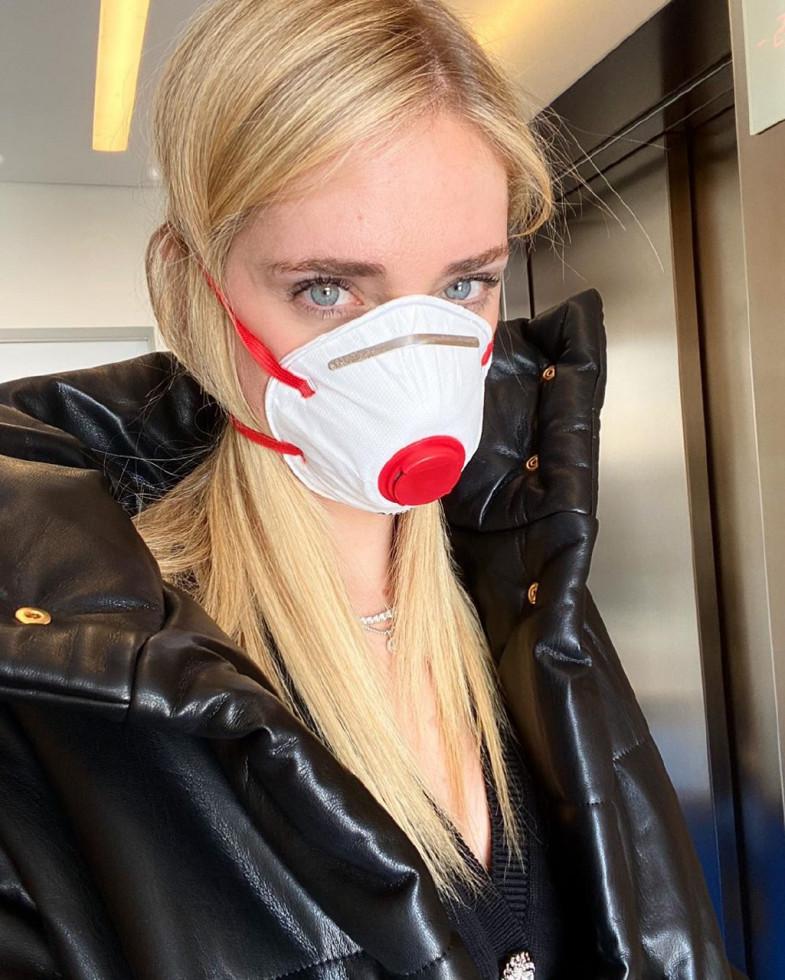 Кто такая блогер Кьяра Ферраньи и как они с мужем помогают Италии во время пандемии-Фото 5