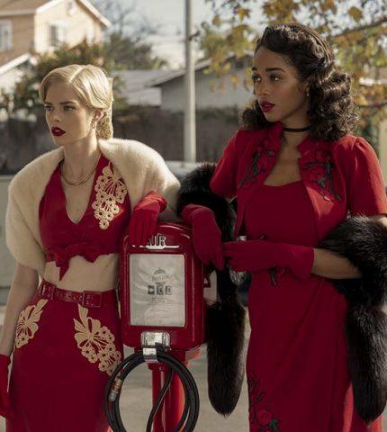 Netflix опубликовал первые кадры мини-сериала «Голливуд»-430x480
