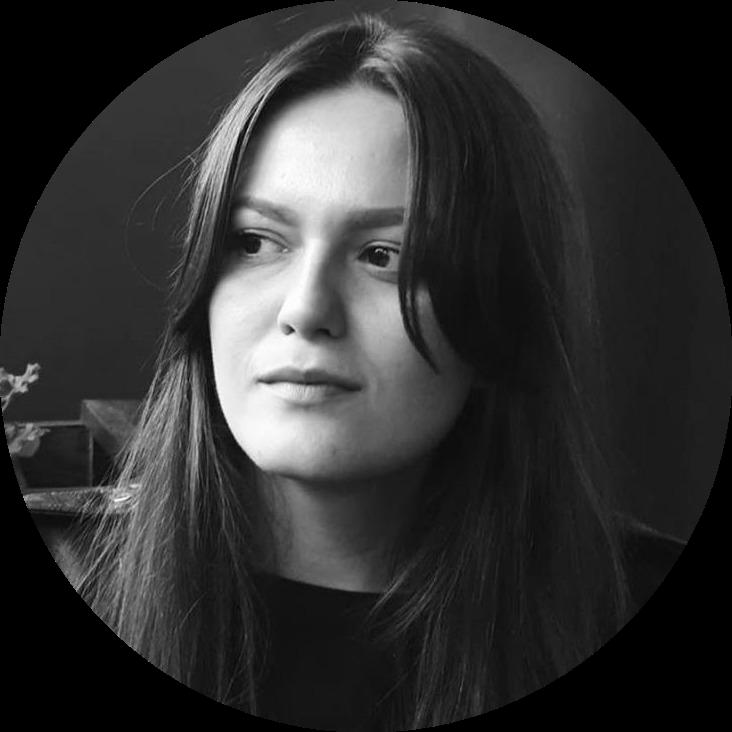 Виктория Вакив, шеф-редактр сайта marieclaire.ua