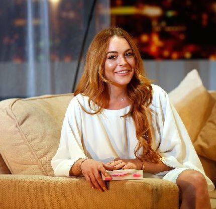 Линдси Лохан выпустит новую песню после перерыва в 12 лет-430x480