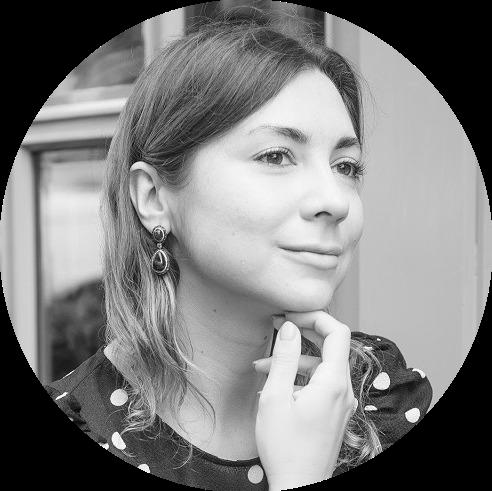 Алла Родыгина, заместитель главного редактора Marie Claire Украина и редактор рубрики Мода