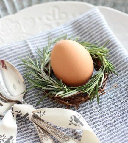 Идеи для пасхального декора:вдохновение из Instagram-430x480