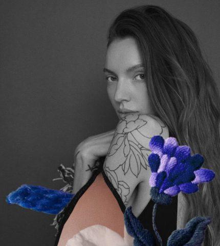 Тату-артист Саша Sashatattooing рассказала об Адаме Левине, первой татуировке и переезде в США-430x480