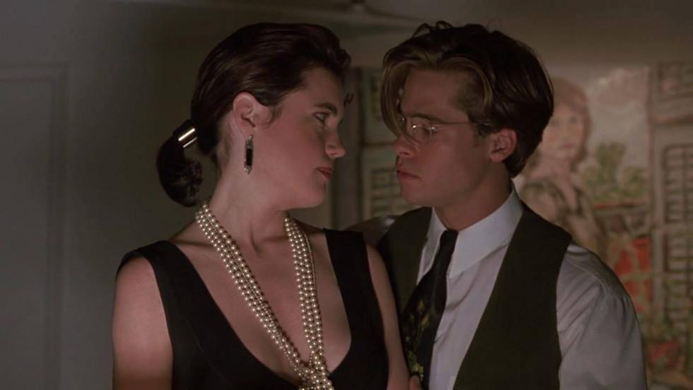 Элизабет Макговерн о съемках с Брэдом Питтом: «Я научила его целоваться»-Фото 2