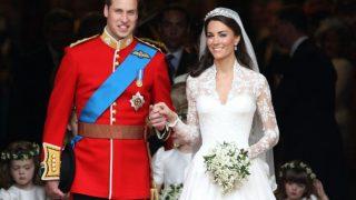 Кейт Миддлтон и принц Уильям: королевская история любви-320x180