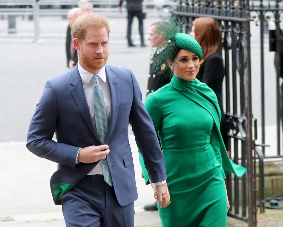 Меган Маркл и принц Гарри назвали новый благотворительный фонд в честь сына-Фото 1