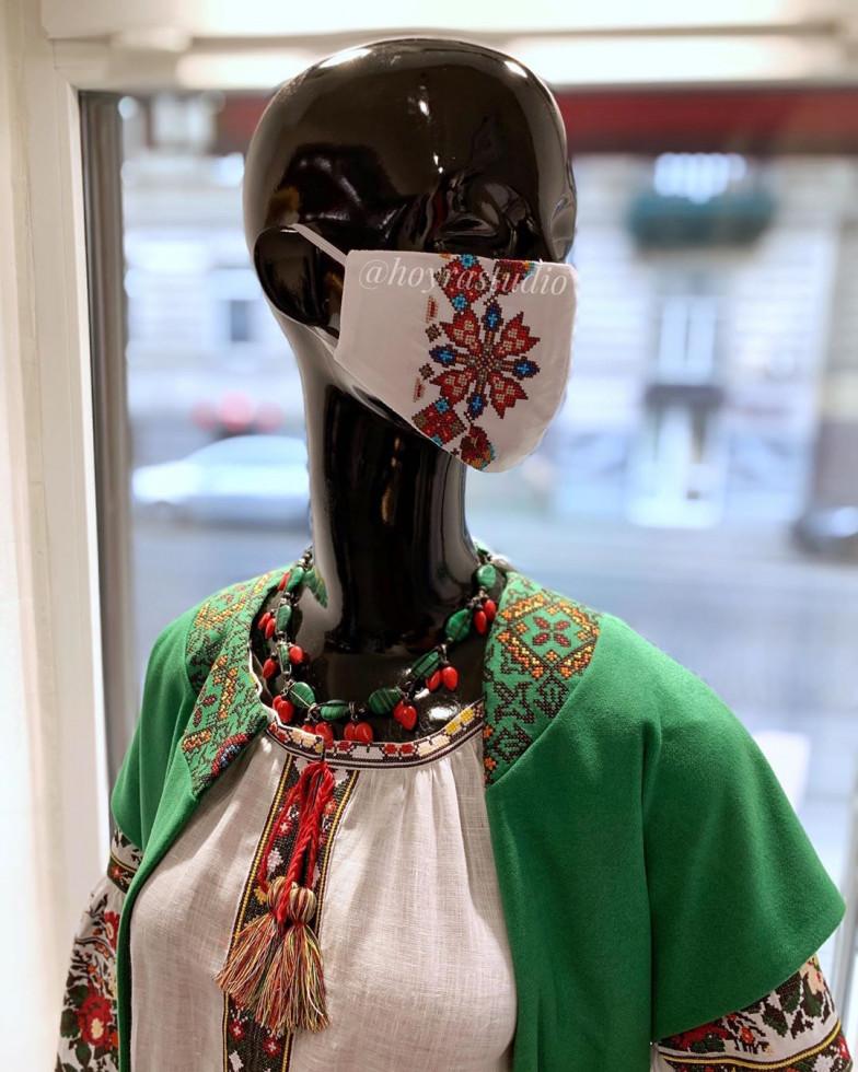 Підтримуємо своїх: 12 українських брендів, що почали випуск масок та санітайзерів-Фото 3