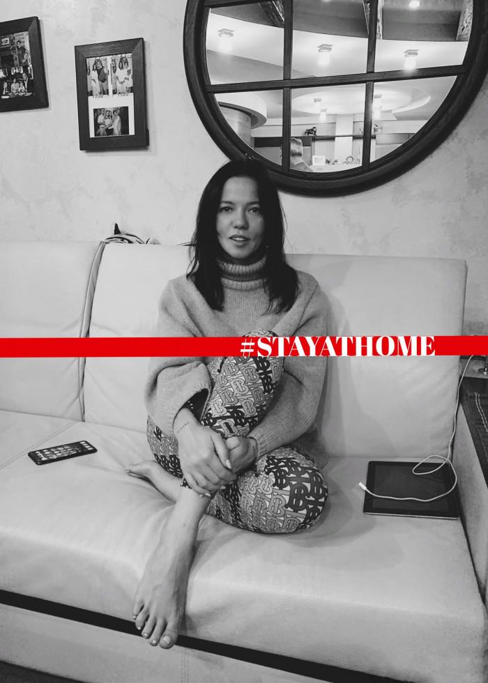 #STAYATHOME: Ирина Горовая-Фото 1