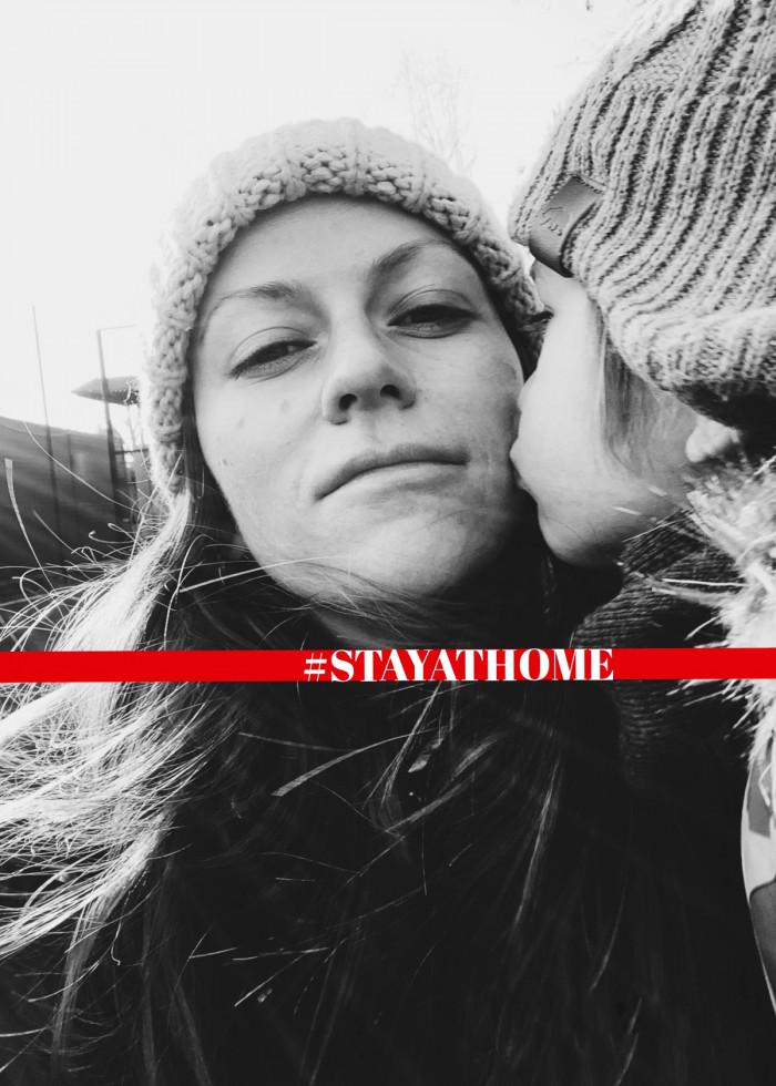 #STAYATHOME: Алена Гудкова-Фото 1