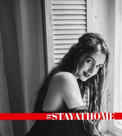 #STAYATHOME: Анна Тринчер-430x480