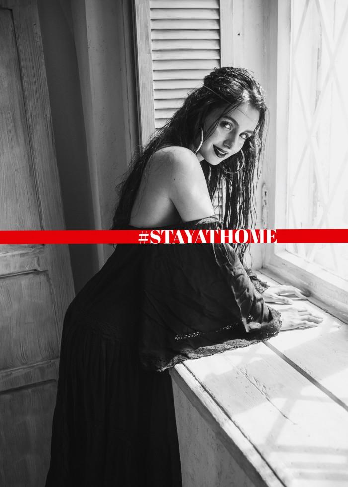 #STAYATHOME: Анна Тринчер-Фото 1