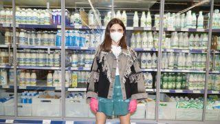 KSENIASCHNAIDER и Україна без сміття призывают украинцев правильно утилизировать маски-320x180