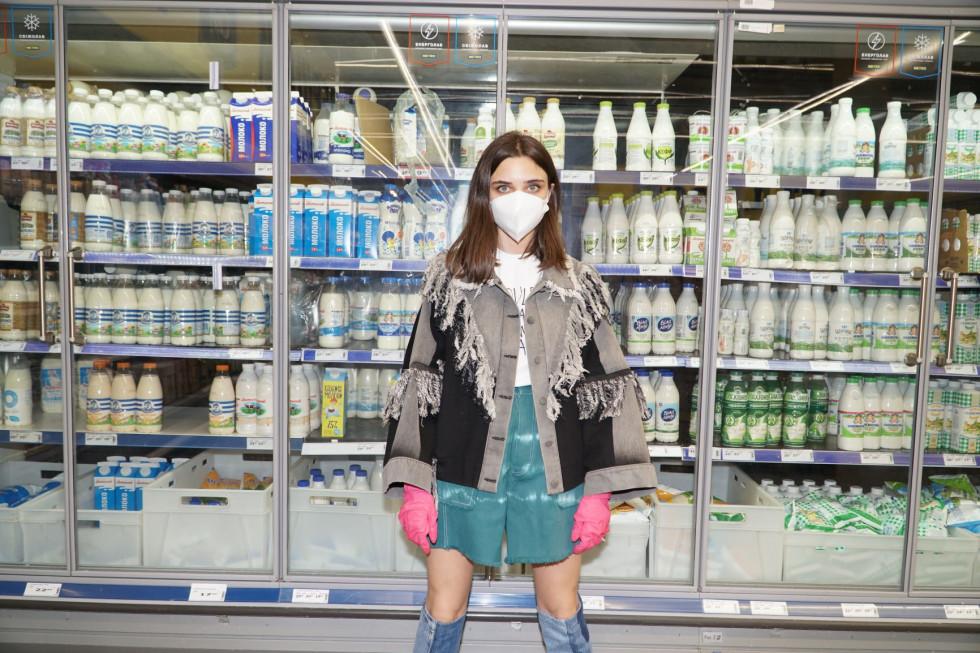 KSENIASCHNAIDER и Україна без сміття призывают украинцев правильно утилизировать маски-Фото 1