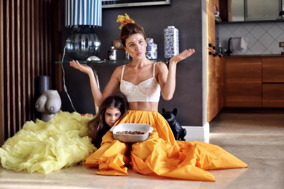 Katia Silchenko Fashion Designer Marie Claire