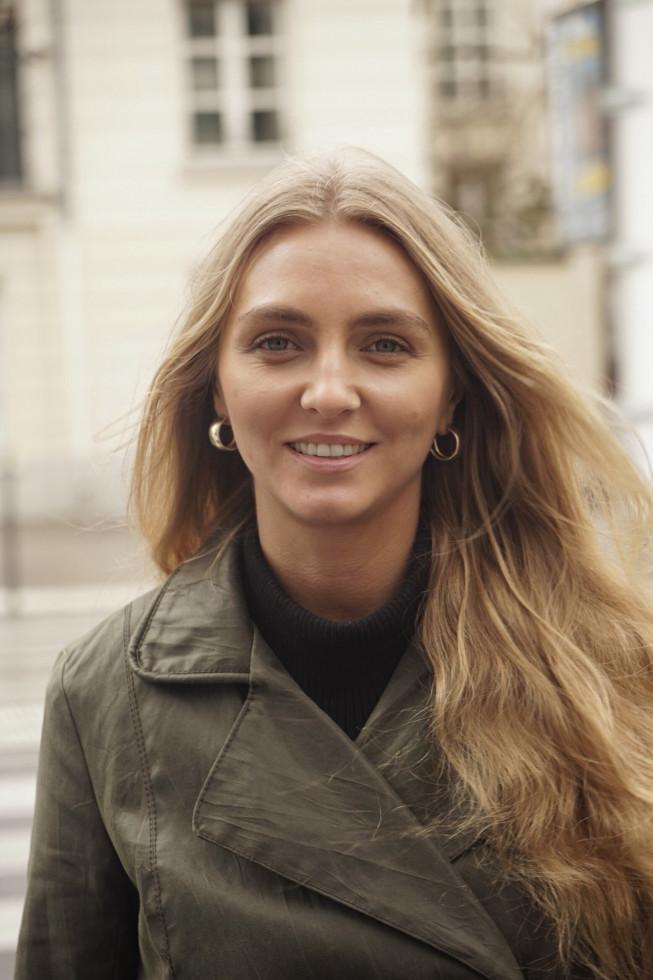 Ksenia Schnaider Marie Claire Ukraine 3