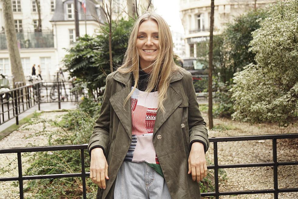 Ksenia Schnaider Marie Claire Ukraine 5