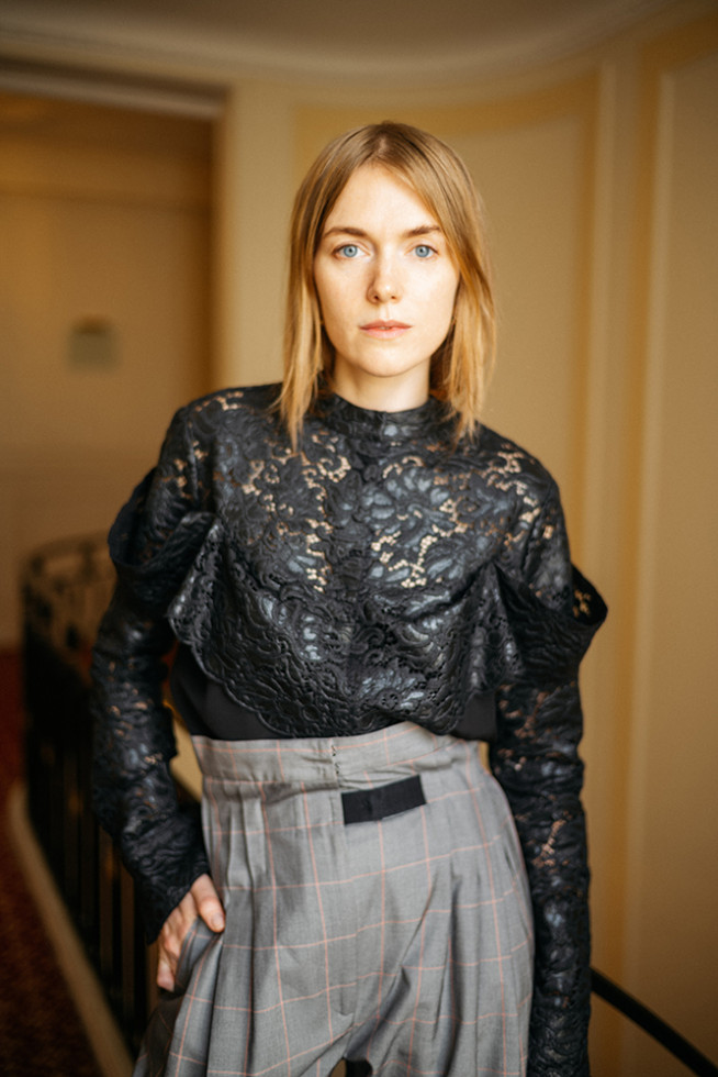 Lilia Litkovskaya Marie Claire 5