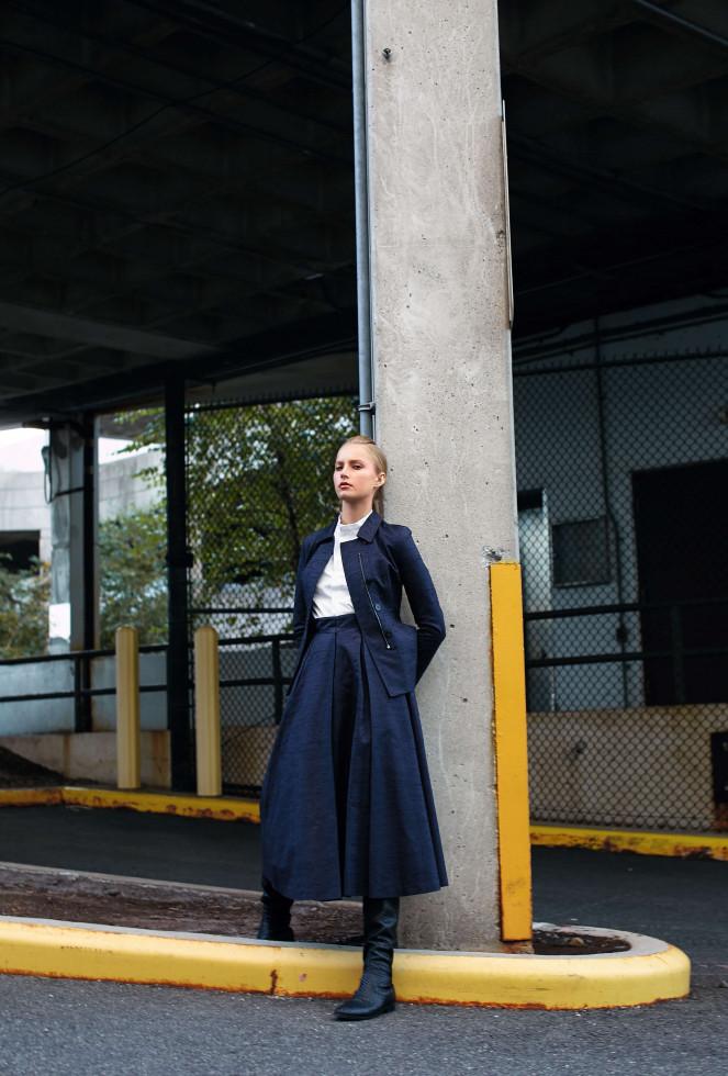 Marie Claire New York Karolina Christian Dior