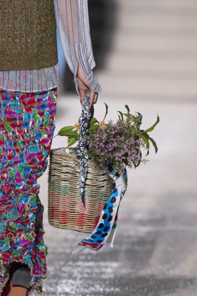Сумки-корзины и авоськи – экологичный тренд этой весны-Фото 3