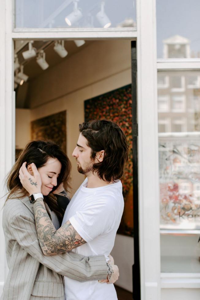 Любовь во время карантина: Надя Дорофеева и Владимир Дантес-Фото 3