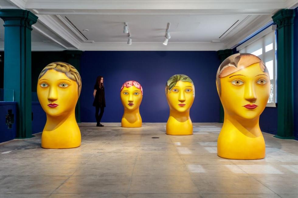 Пять современных художников, работы которых впечатляют своей смелостью-Фото 1