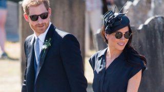 Свадебный переполох: опубликована переписка принца Гарри и Меган Маркл с ее отцом-320x180