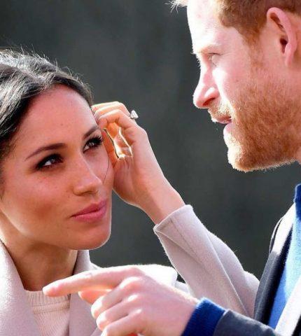 Принц Гарри снова женится на Меган Маркл. Это поможет ему получить гражданство США-430x480