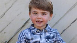 Кейт Миддлтон и принц Уильям поделились снимками подросшего сына Луи-320x180