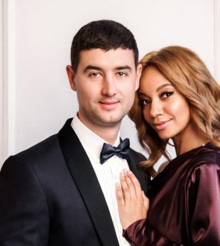 Любовь во время карантина: Виктория Батуи и Сергей Шапран-430x480