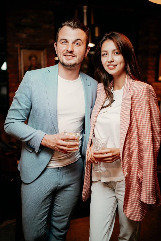 Любовь во время карантина: Евгений Янович и Полина Ткач-Фото 2