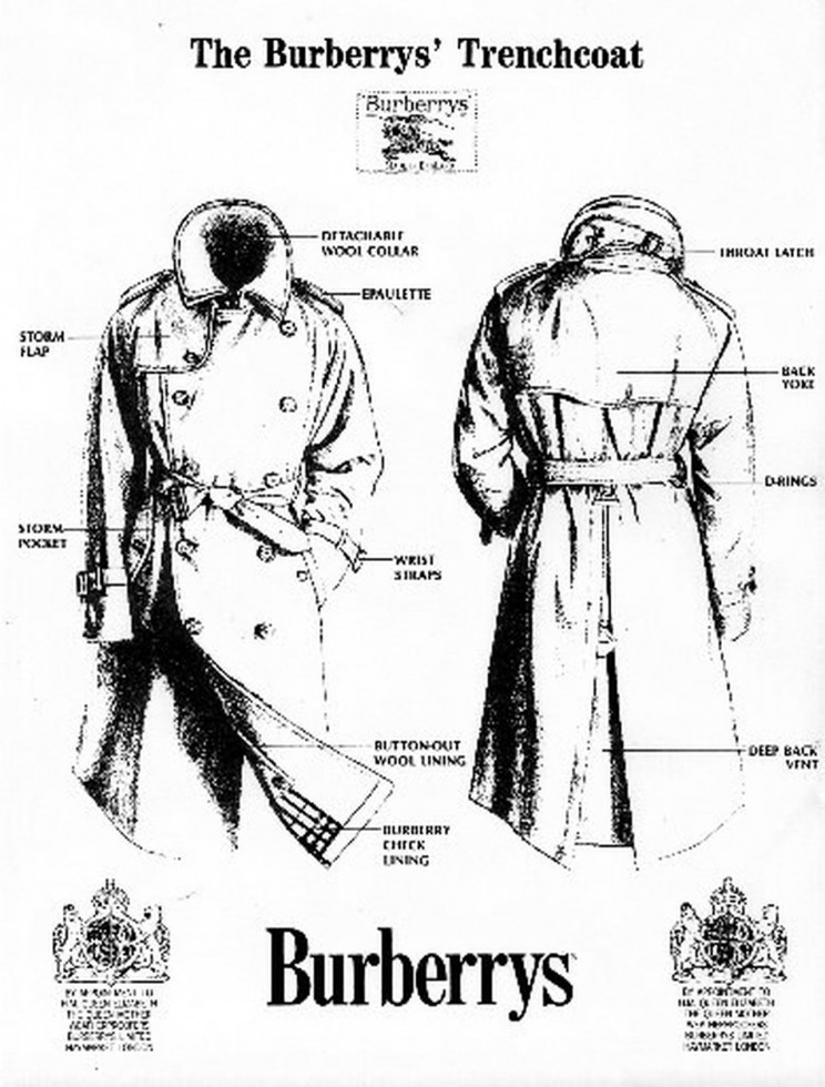 Рыцари плаща: как тренч стал неотъемлемой частью базового гардероба-Фото 3