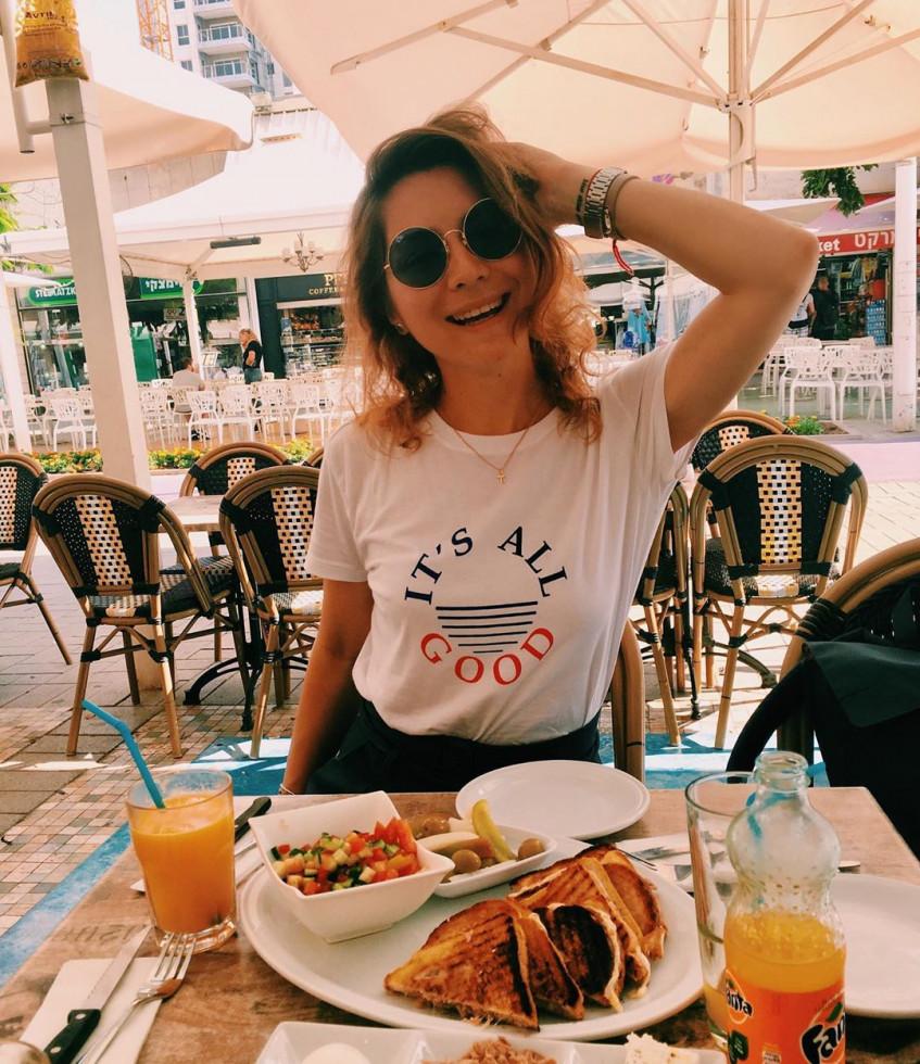 Личный опыт: знакомство с вегетарианской кухней Тель-Авива-Фото 1