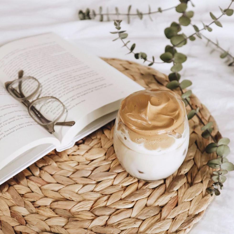дальгона кофе рецепт