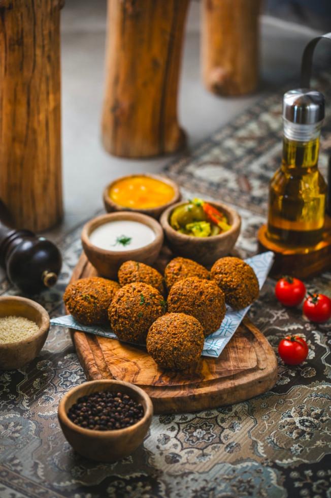 Личный опыт: знакомство с вегетарианской кухней Тель-Авива-Фото 8