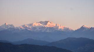 Жители Индии впервые за 30 лет увидели Гималаи. Все благодаря карантину-320x180