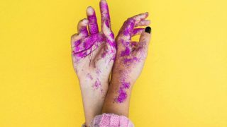 Домашний nail-мастер: идеи для дизайна ногтей, которые под силу каждой-320x180