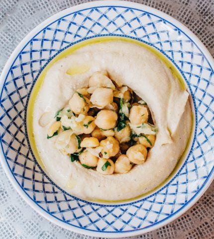 Рецепт хумуса как из любимого ресторана-430x480